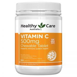 Vitamin C Healthy Care Chewable Tablet